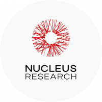 Yellowfin and Nucleus Research Value Matrix
