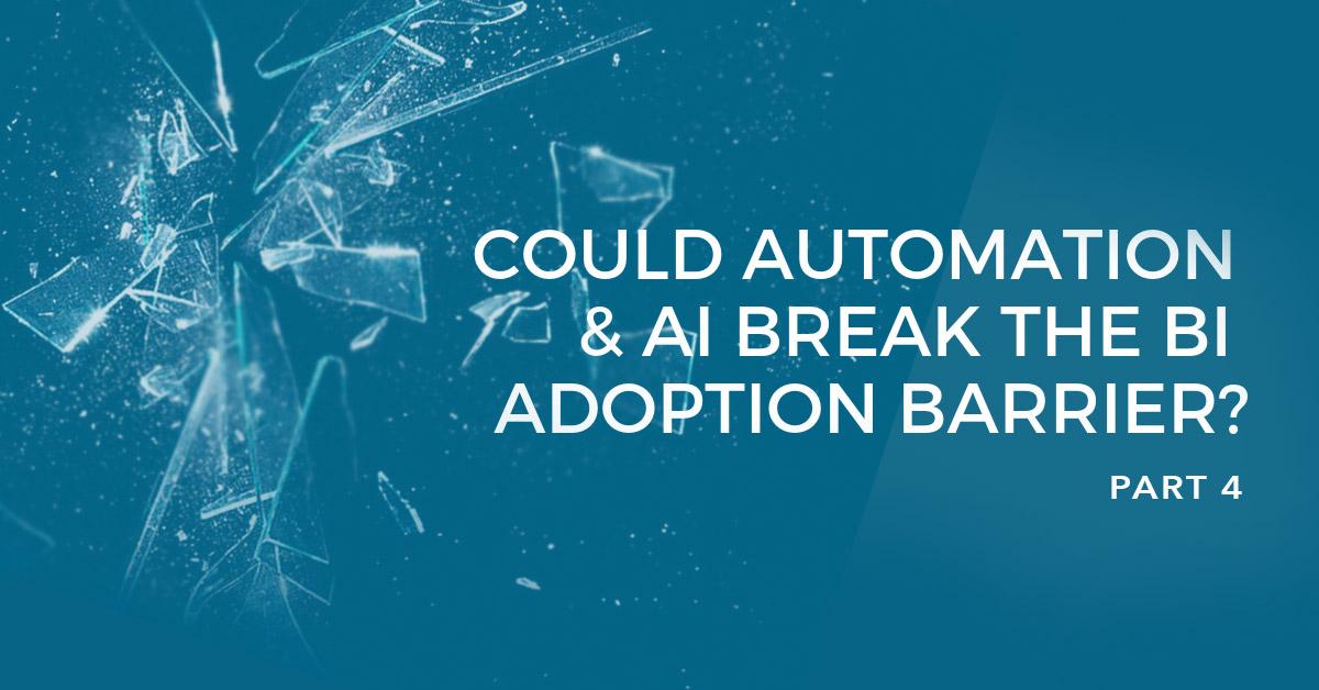 Part4:機械学習、AI、自動化がAIアダプションの障壁を打ち破る方法