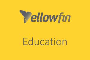 【受付終了】【4/21-23】Yellowfin Education ウェビナー