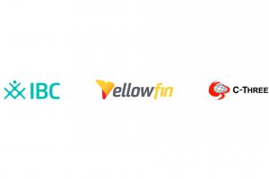 アイビーシー、Yellowfin、シースリーが自動レポート作成ツールの販売に関する協業を開始