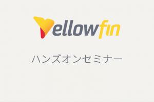 【9/24】Yellowfin ハンズオンウェビナー