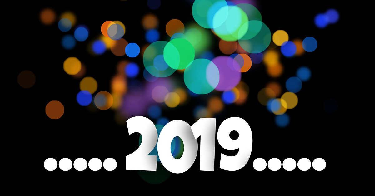 2019年の振り返り(そして、2020年の到来が楽しみな理由)