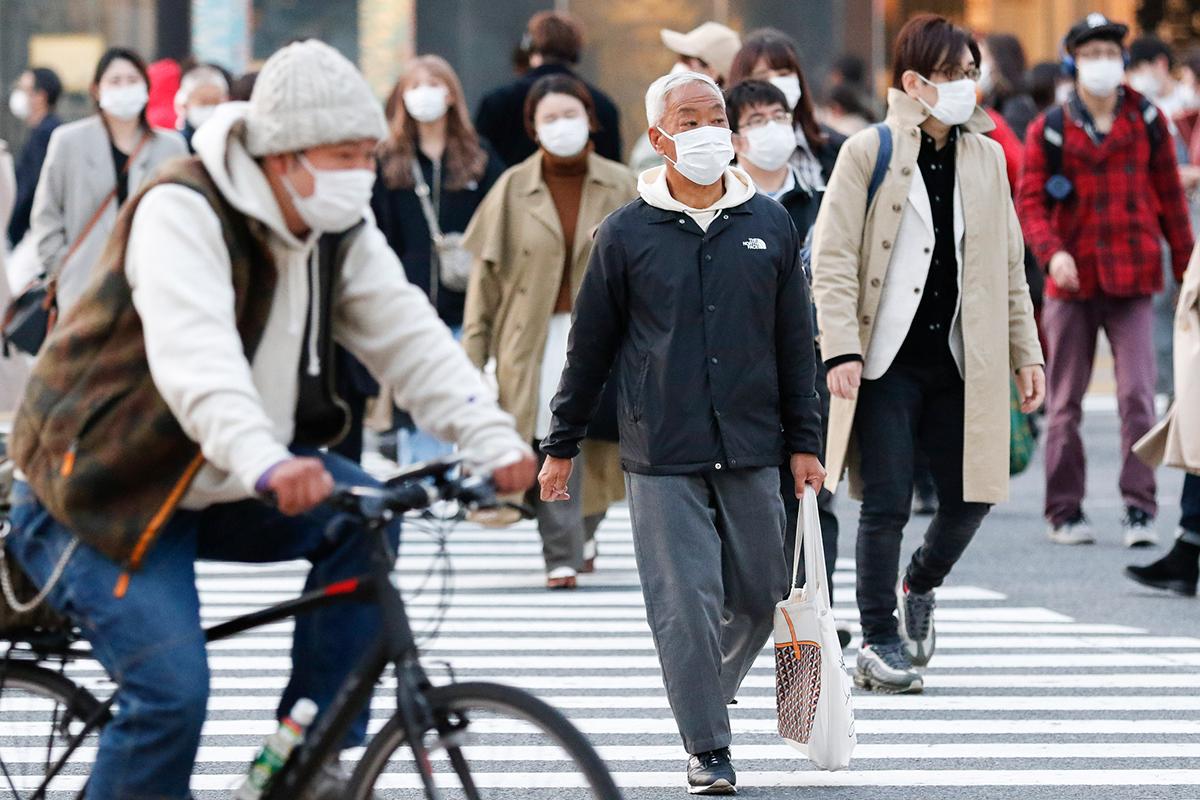 日本における新型コロナウイルスからの予期せぬ恩恵