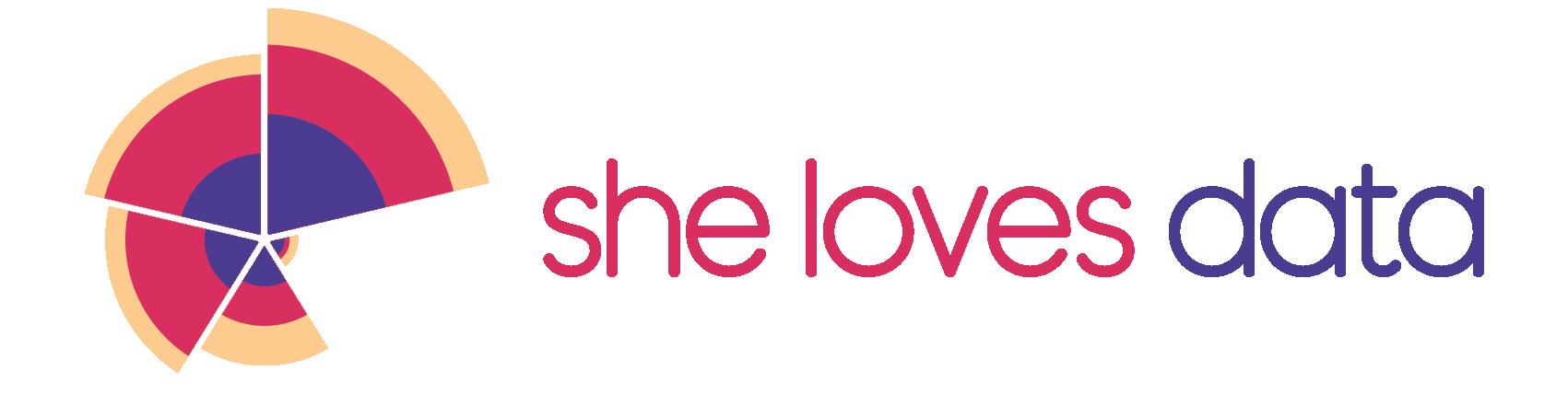 She Loves Data - Logo