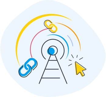 Branded Broadcast Links icon