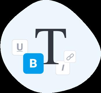 Enhanced Text Widget icon