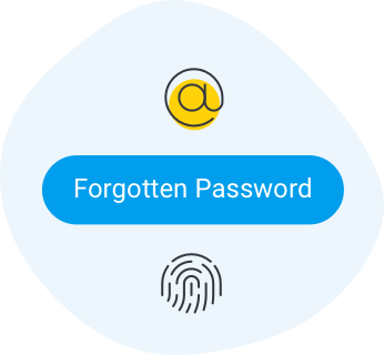 Email Security for Password Resets icon