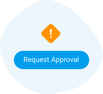 Support for Approval Workflows icon
